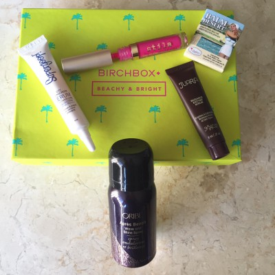 Birchbox July