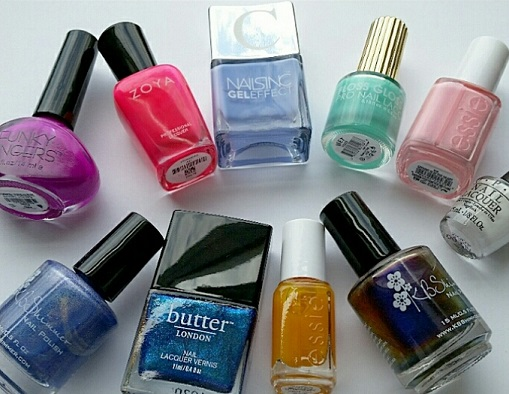 Summer2015PolishPicks