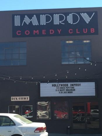 Improv Comedy Club