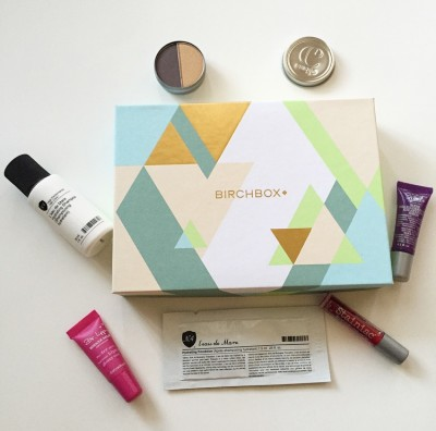 Birchbox March