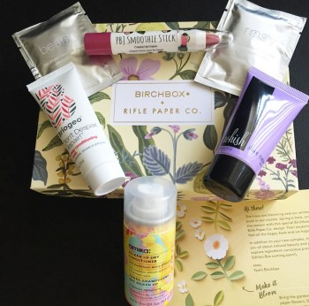 April Birchbox