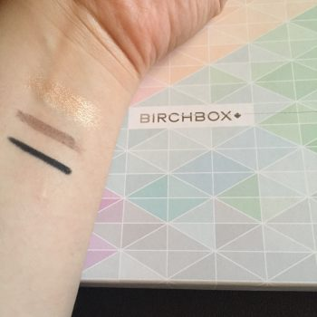 June Birchbox Swatches