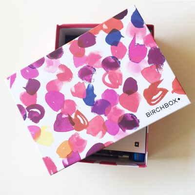 July Birchbox Main